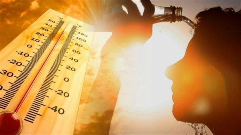 Елімізде 45 градусқа дейін ыстық болады