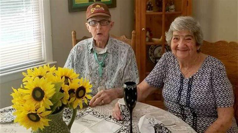 Прожившие в браке 71 год супруги умерли в один день