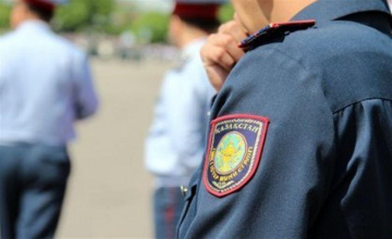 Павлодарда бес полицей жұмыстан шеттетілді