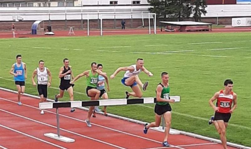 Отандық жеңіл атлеттер Беларусьте екі медаль еншіледі