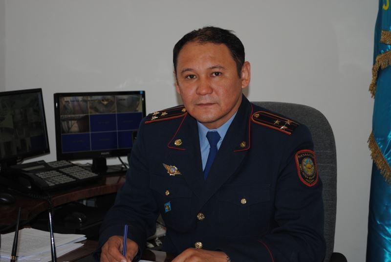 Арыстангани Заппаров стал замминистром внутренних дел
