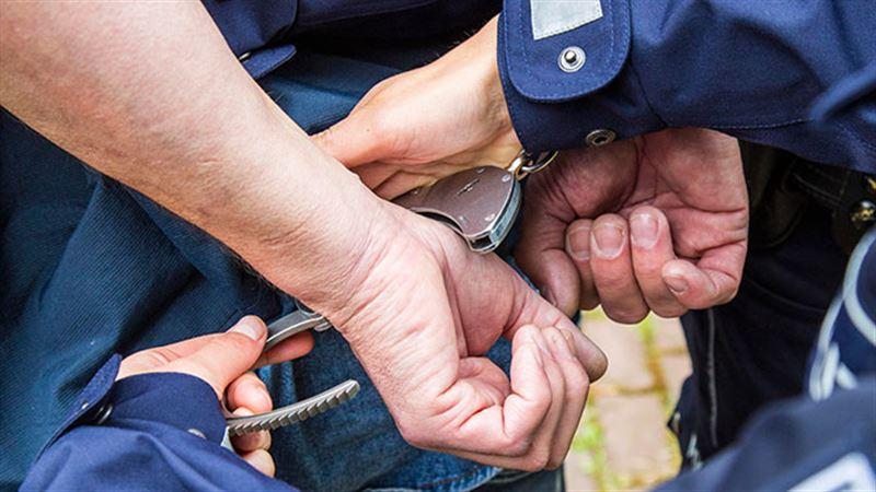 За серию краж в Казахстане задержан гражданин Узбекистана