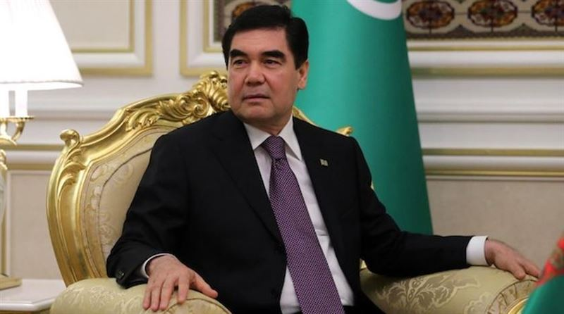 СМИ: умер президент Туркменистана Гурбангулы Бердымухамедов