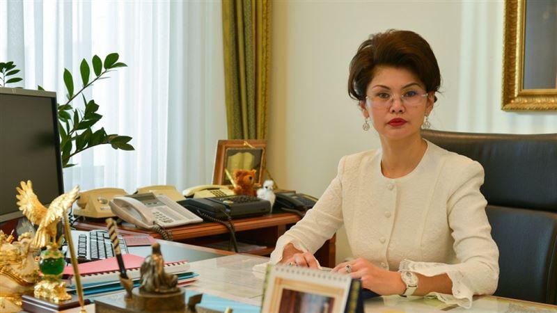Аида Балаева стала помощником президента Казахстана