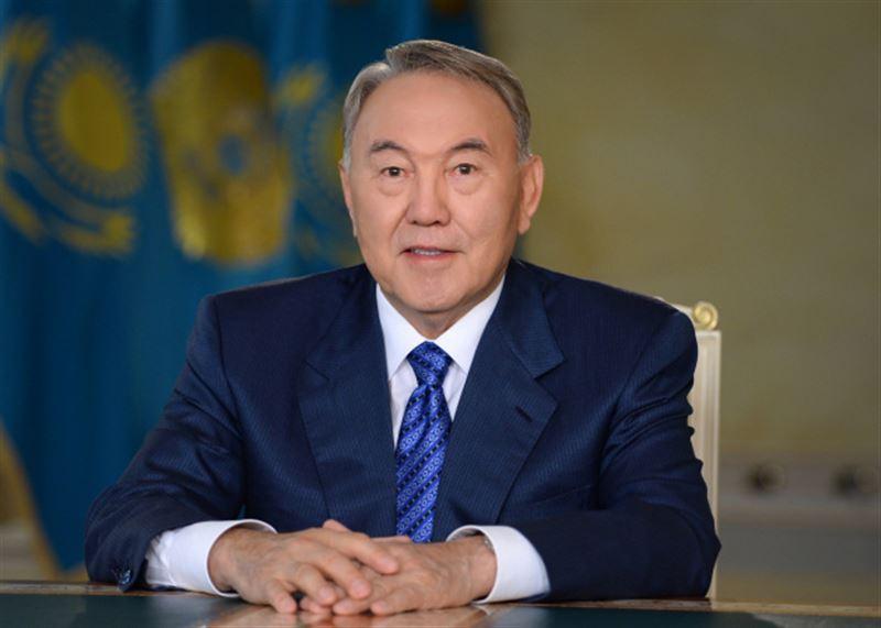 Елбасы Нурсултан Назарбаев выразил благодарность за теплые поздравления