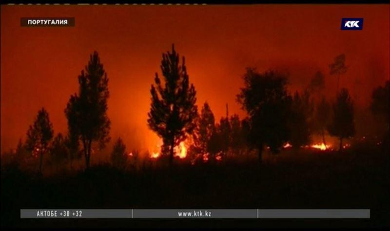30 человек пострадали от пожаров
