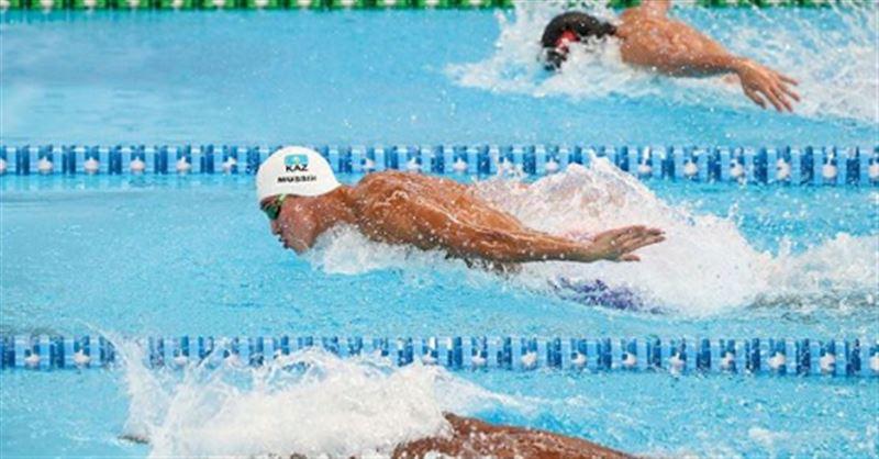 Пловец из Казахстана побил собственный рекорд во время чемпионата мира