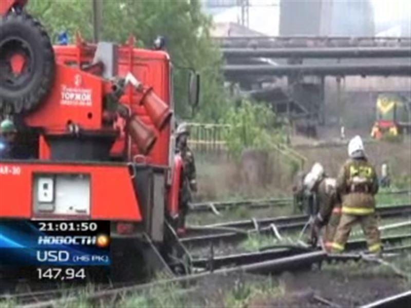 Пожар в Караганде: возбуждено уголовное дело