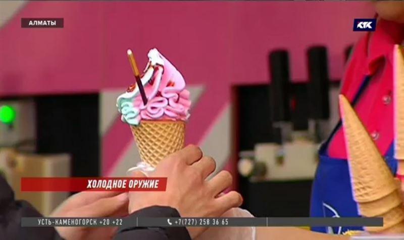 Разливное мороженое отправляет на больничную койку до 15 человек в день