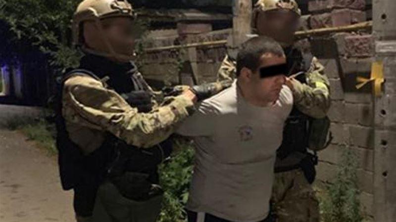 Спецоперацию по пресечению незаконной продажи оружия провели в Алматы и Шымкенте