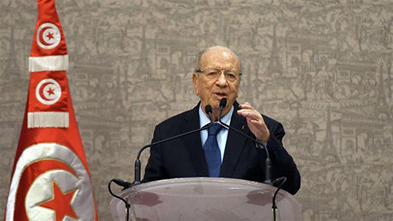 Тунистің президенті қайтыс болды.