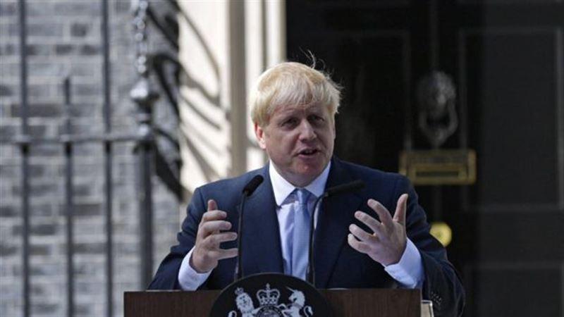 Токаев поздравил Джонсона со вступлением на пост премьера Великобритании