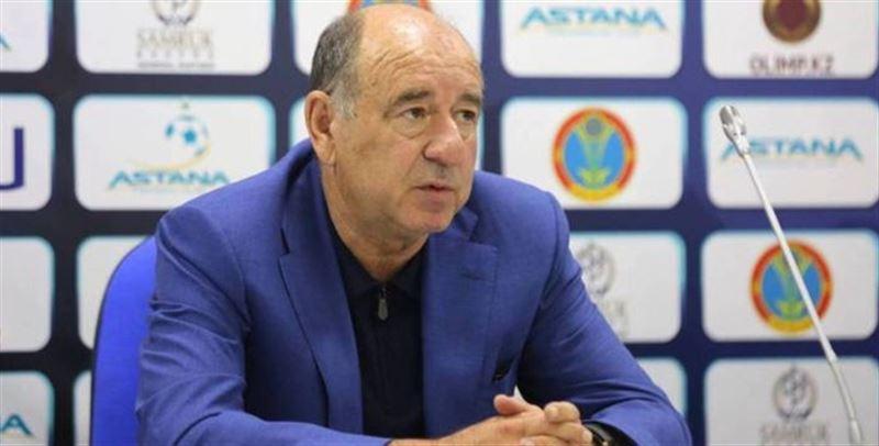 У футбольного клуба «Астана» новый генеральный директор