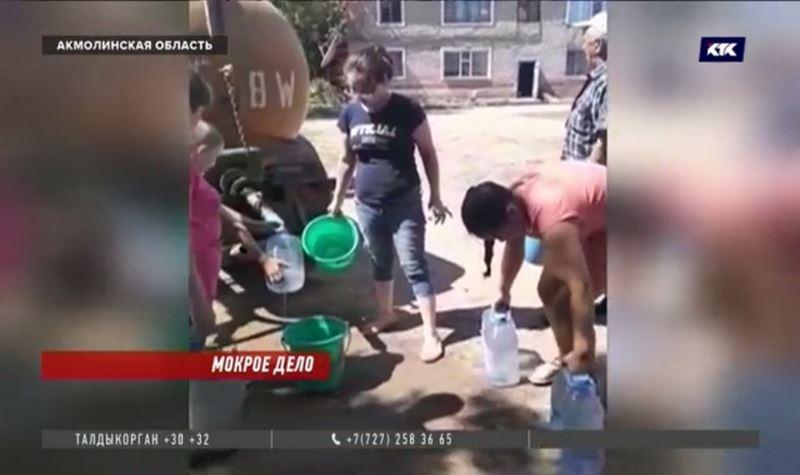 Жители села близ столицы каждое лето остаются без воды