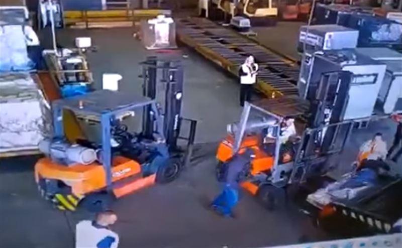В Бразилии на видео попало ограбление на 40 миллионов долларов