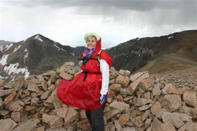 89-летняя американка стала старейшей покорительницей Килиманджаро