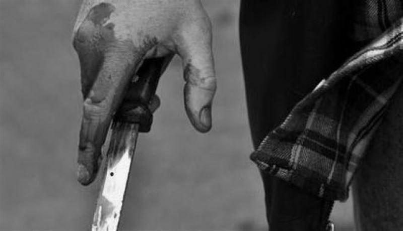 Алматы облысының тұрғыны өз танысын пышақтап тастады