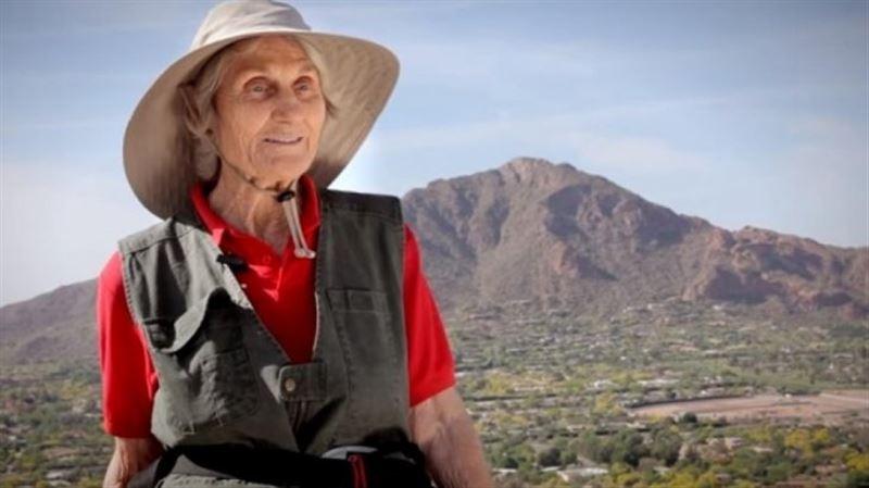 89 жастағы АҚШ тұрғыны Килиманджаро шыңына көтеріліп, әлемдік рекорд орнатты