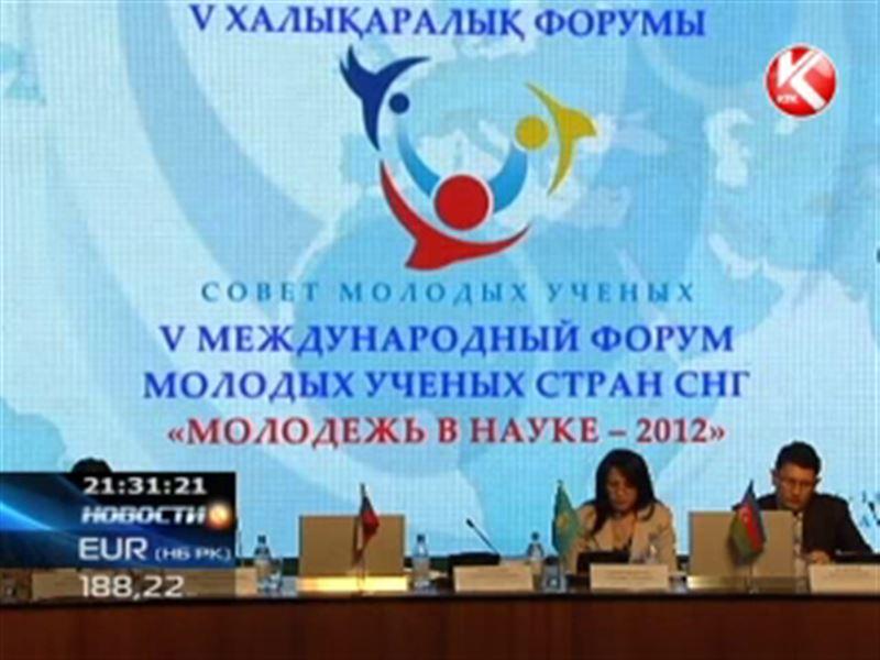 Казахстанский студент разработал проект по улучшению российского спутника