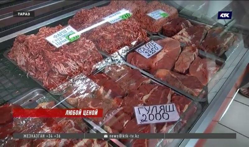 Жамбылские чиновники не видят в повышении цен на продукты повода для беспокойства