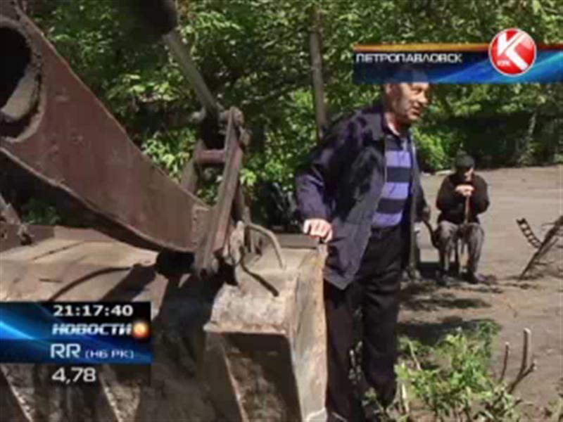 Петропавловск: земельные конфликты продолжаются