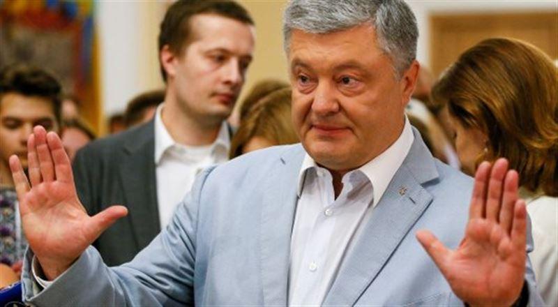 Порошенко покинул Украину вместе с семьей, сообщили СМИ