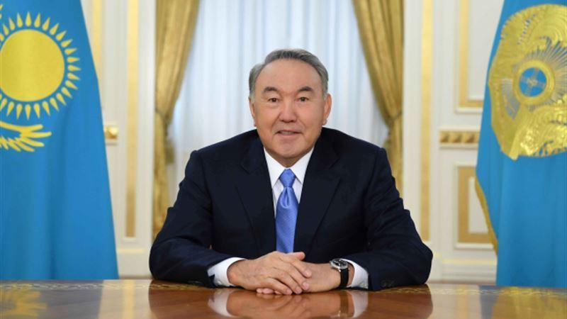 Первый Президент Казахстана – Елбасы получил новую медаль