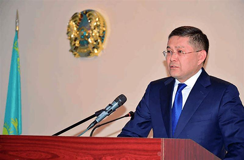 Ерлан Айтханов назначен акимом Шымкента