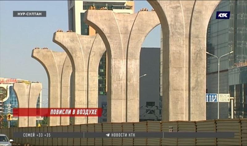 Столичные чиновники обещают закончить строительство ЛРТ, превратив в лучшее место в городе