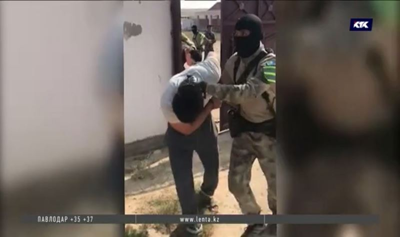 8 из 17 задержанных членов ОПГ арестованы в Актау