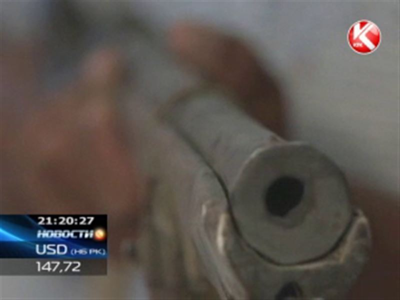 Житель Жамбылской области владеет самым древним в стране оружием