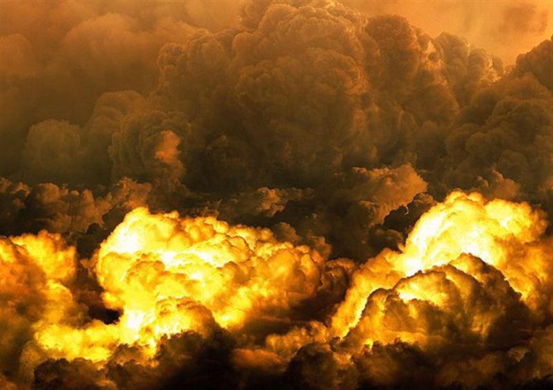 Газ құбыры жарылып, алапат өртке ұласты