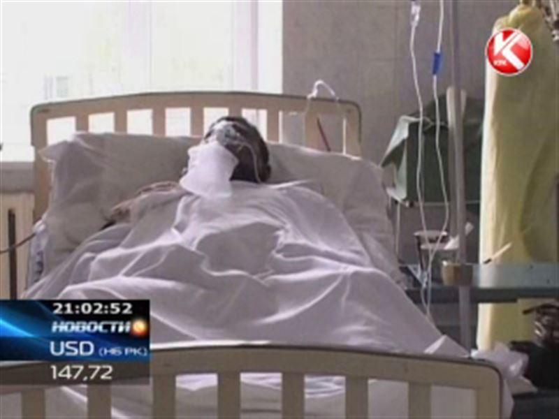 Скончался второй пожарный, обгоревший на меткомбинате Темиртау