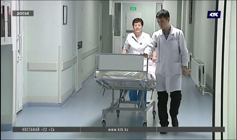 Ребёнка, пострадавшего в Арыси, спасти не удалось