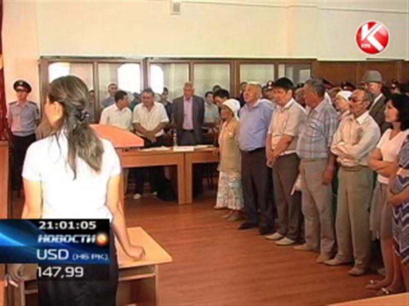 Вынесен приговор по делу о беспорядках на станции Шетпе