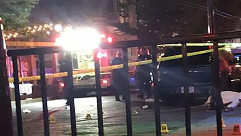 Сестру подозреваемого в стрельбе в Огайо и её друга нашли убитыми