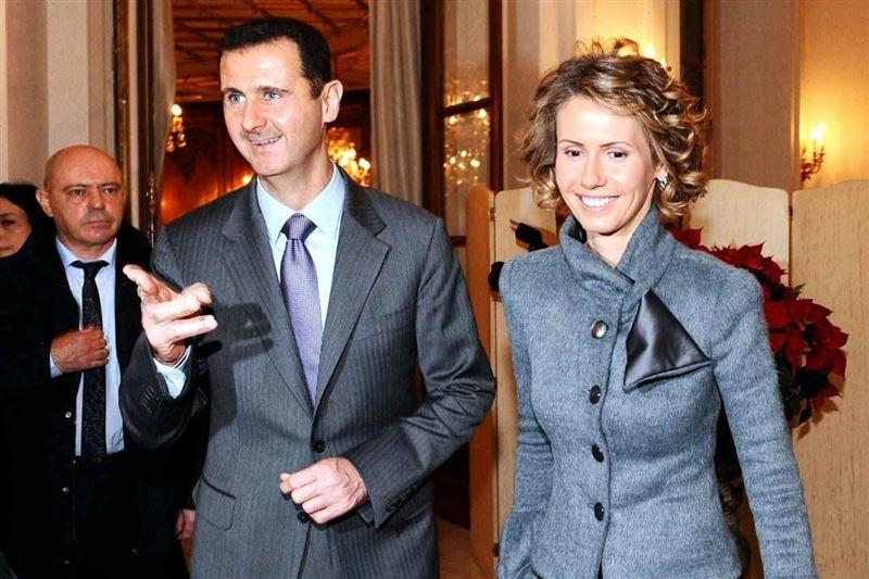 Сирия президентінің әйелі қатерлі ісікті жеңіп шықты