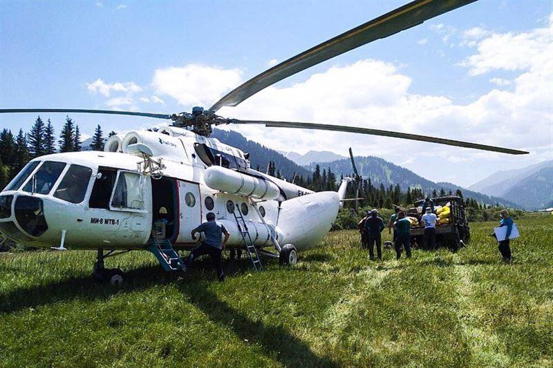 В Кыргызстане погиб российский турист, им оказался генерал МВД