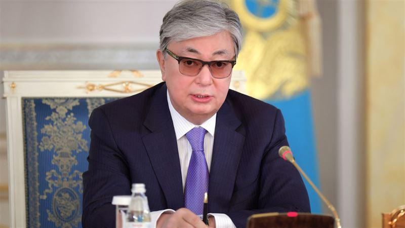 Касым-Жомарт Токаев выразил соболезнования президенту Египта