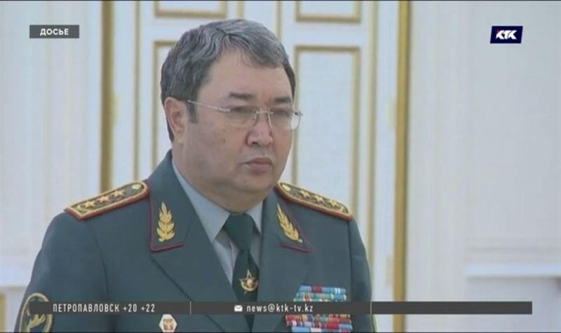 Токаев уволил бывшего министра обороны из-за ЧП в Арыси