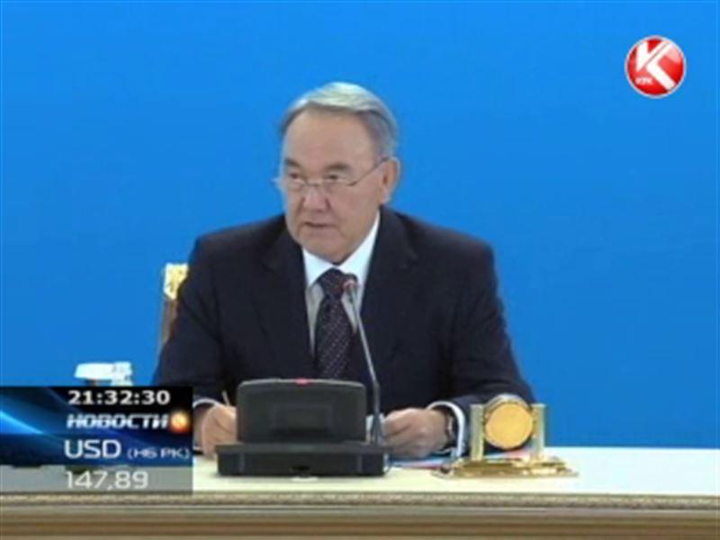 Нурсултан Назарбаев предложил мировым корпорациям выгодную сделку
