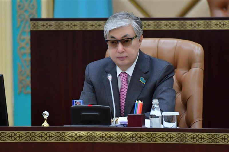 Касым-Жомарт Токаев внимательно следит за развитием ситуации в Кыргызстане