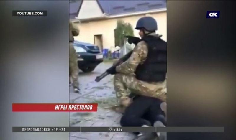 В Кыргызстане спецназ штурмовал дом бывшего президента страны