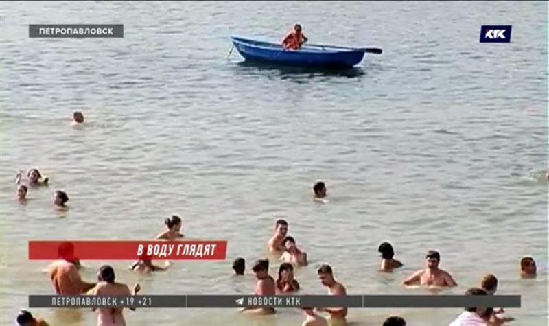 22 утонувших в Петропавловске купались на стихийных пляжах