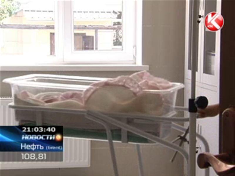 Всплеск младенческой смертности в Алматы