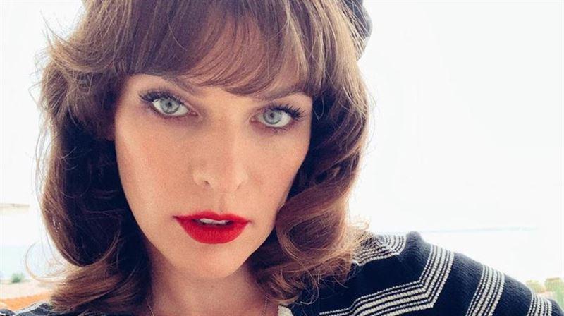 43-летняя Милла Йовович объявила, что ждет третьего ребенка