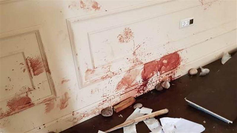 Фото: как теперь выглядит дом Атамбаева после штурма