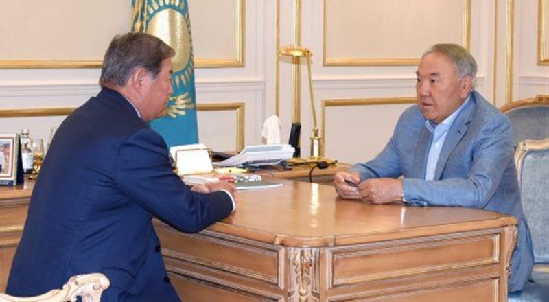 Назарбаев высказался о поддержке детей с ограниченными возможностями