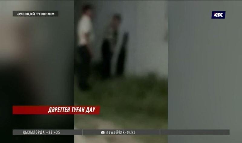 Батыс Қазақстанда біреудің үйінің бұрышына дәрет сындырған прокурорлар тексеріліп жатыр