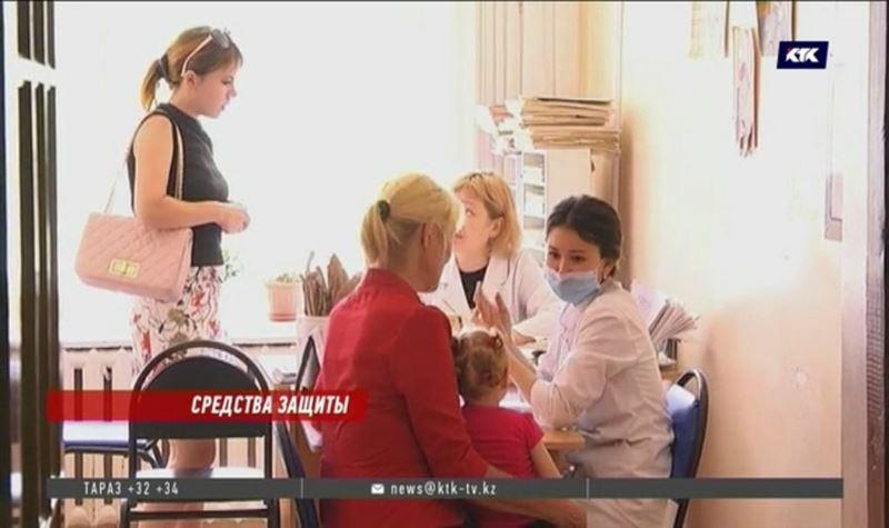 Минздрав планирует массовую вакцинацию против кори и краснухи на сентябрь